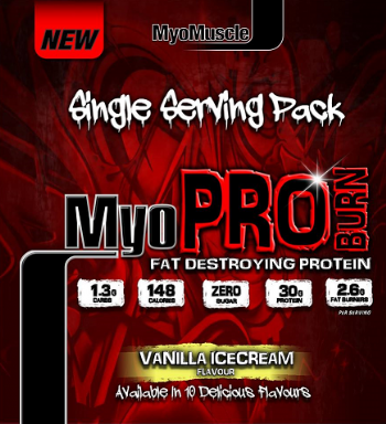 MyoPROBURN Single Serving Pack (39g)